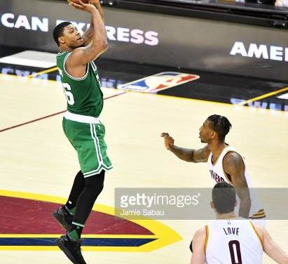Which Boston Celtics' Player Reaches New Heights in 2017 NBA Season