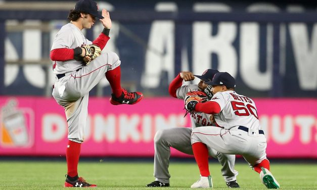 Red Sox, Yankees Rivalry is Back
