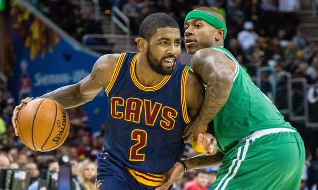 Why Celtics Nation Should Trade for Kyrie