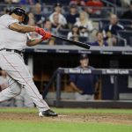 Sox Rookies Lead the Way in New York