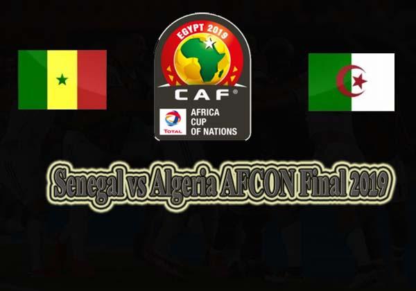 Recommended way to stream Senegal vs Algeria Live stream Reddit